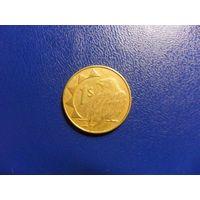 Намибия 1 доллар 2008 г.