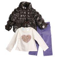 Комплект с курткой, 4 года