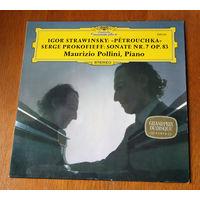 Strawinsky / Prokofieff  - Maurizio Pollini (Vinyl)