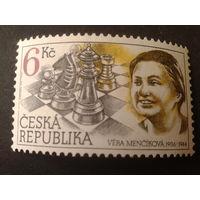 Чехия 1996 шахматы