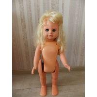 Кукла ГДР механическая
