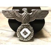 Орёл на фуражку Рейхсбан или Почта Германия третий рейх