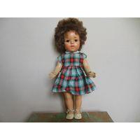 Винтажная немецкая кукла Koenig&Wernicke, 30 см