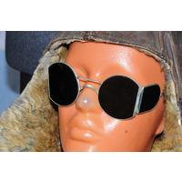 Оригинальные очки 20-х годов как немецких пилотов так и водителей ещё редких в то время авто.