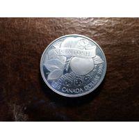 1 доллар, 1996, серебро.