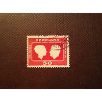 Гренландия  1967 г.Серебряная свадьба.