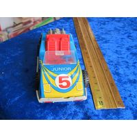 Машинка Junior 5, ГДР. Торги!