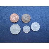 Монеты Норвегии. С 1 рубля.