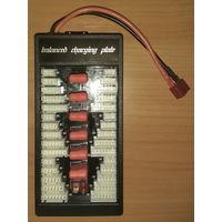 Адаптер для iMax для параллельной зарядки до 6 батарей