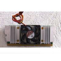 Ретро-процессор Intel Celeron-300A под Slot1 (Slot-1): 300A/66 SL2WM с кулером. (возможен разгон по шине 75, 83, 100 до 333, 375, 450МГц). =Рабочий=