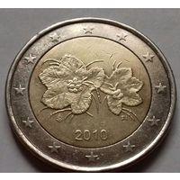 2 евро, Финляндия 2010 г.
