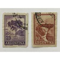 Аргентина, 1936 год. (2 марки).