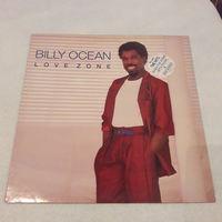 BILLY OCEAN - 1986 - LOVE ZONE, (UK), LP