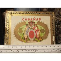 Коробка для сигар. Куба