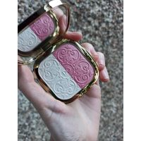 Dolce&Gabbana Solar Glow Illuminating Powder Duo (1 Sweet Pink)
