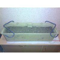Ящик для рассады, цветов + кронштейны