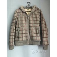 Утепленная байка/куртка р-р 42-44(новая)