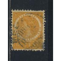 NL Колонии Нидерландская Индия (Индонезия) 1908 Вильгельма Стандарт #59