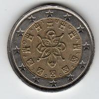 2 евро Португалия 2002