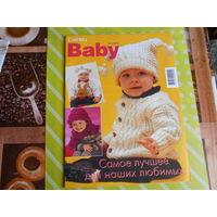 Журнал по вязанию BABY  2003 год