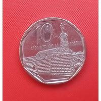 63-19 Куба, 10 сентаво 2000 г.