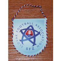Вымпел Федерация футбола Словакии