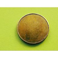 Заготовка для монеты или жетона (возможно, для 50 евроцентов).