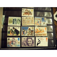 10 марок Великобритании (2-1)