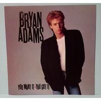 Bryan Adams - You Want It * You Got It