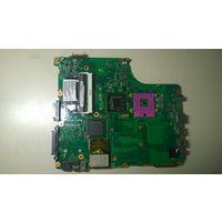 Материнская плата ноутбука Toshiba Satellite A300, A305 (GM45 DDR2 Socket 478). Нерабочая!!!