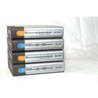 Коммутаторы D-link DES-1005D (2 штуки)