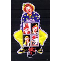 2003 Палау. Цирк