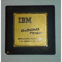 Процессор IBM 6X86MX PR166,пр-во США ,РАРИТЕТ!!!