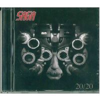 CD Saga - 20/20 (2012) Prog Rock