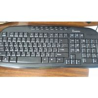 Клавиатура мультимедийная