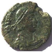 РИМ. ВАЛЕНТИНИАН I (364-375 г).  АЕ3.