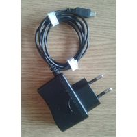 Зарядное устройство Power Supply мини USB 5 V 350 mA