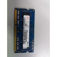 Оперативная память для ноутбука SO-DIMM 2Gb Hynix PC-10600 DDR3 (908217)