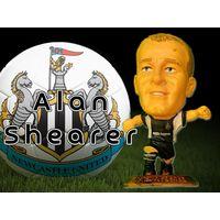 Alan Shearer NEWCASTLE United 5 см Фигурка футболиста MC1329
