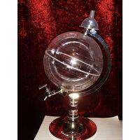 Самовар - глобус
