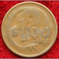7304:  1 цент 1970 Австралия