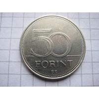 ВЕНГРИЯ 50 ФОРИНТОВ 1996 ГОД