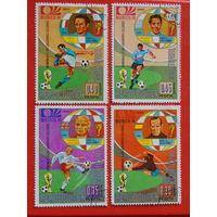 Гвинея 1974 г. Спорт.