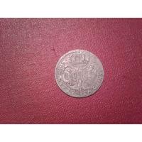 6 грошей 1763 года
