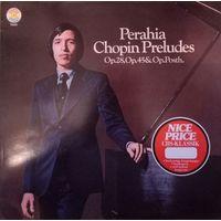 CHOPIN PRELUDES /Op.28,Op.45,Op.Posth./1981 Holland LP, NM