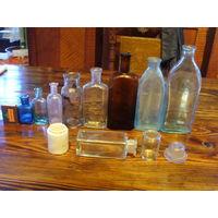 Бутылки разные по пмв