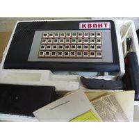 Компьютер КВАНТ. Полный комплект.