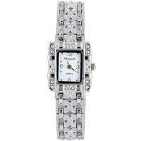 """Часы наручные кварцевые, женские. """"Chaogada"""" браслет металлический под серебро. распродажа"""