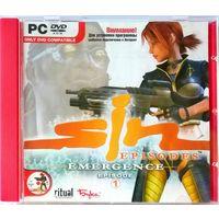SiN Episodes Emergence (2006) DVD