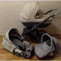 Детская модульная коляска ROAN Bass Soft (3 в 1)